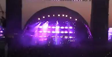 David Guetta : Live Monegros 2011
