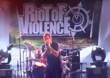 Riot of Violence