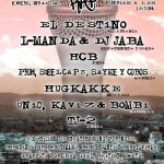 Barna Norte Rap : Barcelona, 26/01/2013