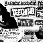Godcrusher Fest Barcelona, 28/03/2013