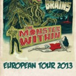 The Brains : Summer Tour 2013