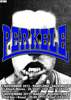 Perkele - Gira 2013
