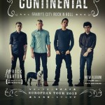 Continental : European Tour 2013
