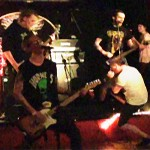 The Steady Decline : Warzone Centre, 21/09/2013