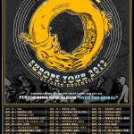 Blowfuse : Into the Spiral European Tour 2013