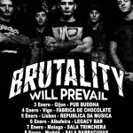 BRUTALITY WILL PREVAIL (Gira Enero 2014 / HFMN CREW)