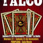 Talco : Gira Español, Nov 2013 [HFMN Crew]