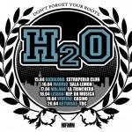 Gira H2O : Abril 2014 / HFMN CREW