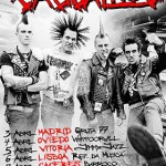 THE CASUALTIES - Abril 2014 - HFMN CREW