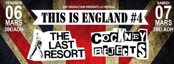 Mar 06 - This Is England Fest