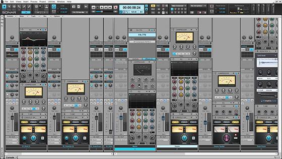 SONAR Mix Recall