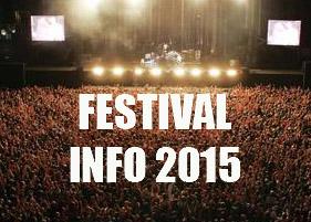 2015 Festival Info