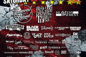 First Bands announced for Camden Rocks Festival