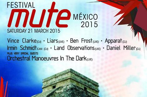 Festival Mute - Mexico