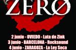 Authority Zero : Gira, Junio 2015 [HFMN Crew]