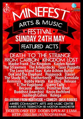 May 24 : Minefest