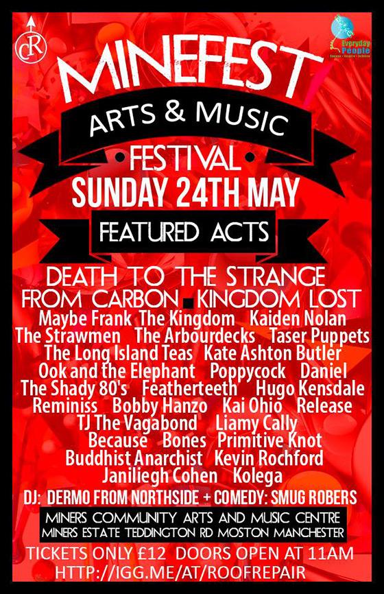 May 24 : Minefest 2015
