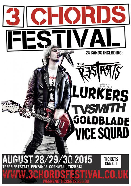 3 Chords Festival 2015