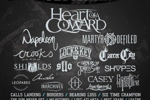 Aug 08 : Deadbolt Festival 2015