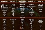 July 20-24 : Metal Days Festival, Tolmin