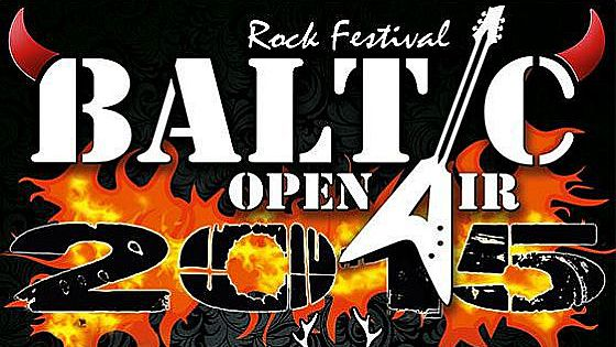 Baltic Open Air 2015