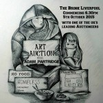 Oct 05 : The Brink - Art Auction