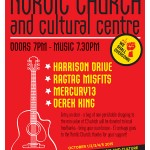 Oct 02 : Nordic Church and Cultural Centre
