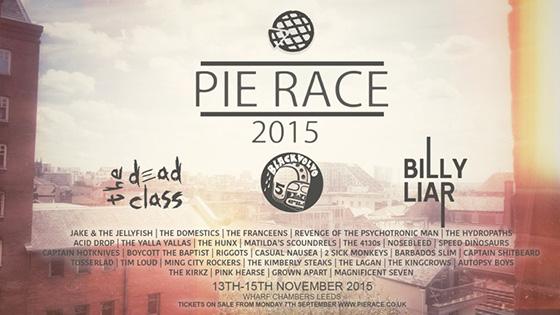 Nov 13 - Pie Race 2015