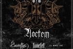 Noctem + Nargatoth : 2016 European Tour