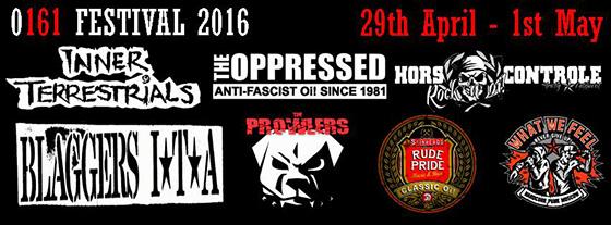 0161 Festival 2016