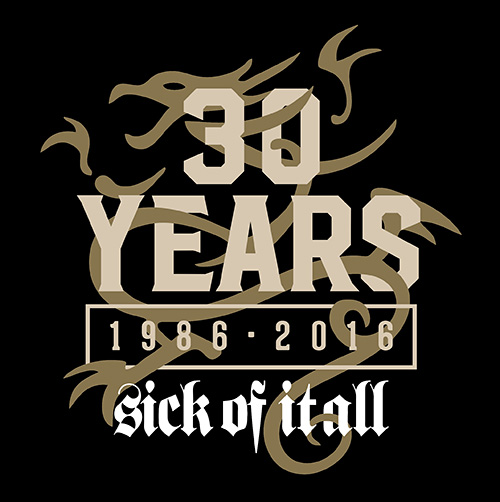 30 Years of Sick Of It All