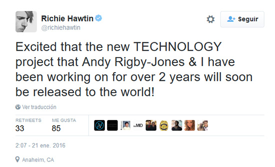 Richie Hawtin - Tweet