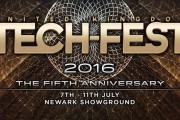 UK Tech-Fest 2016 - Logo