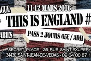 March 11-12 2016 - This Is England